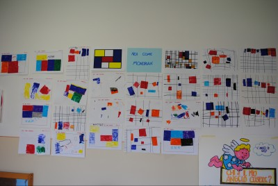 Programmazione didattica scuola dell'infanzia sull'arte